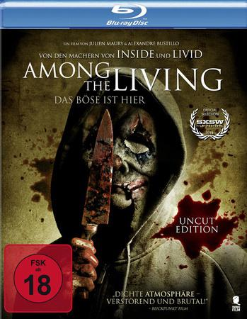 Among the Living - Das Böse ist hier Blu-ray Review Cover