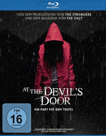 At the Devil's Door Ein Pakt mit dem Teufel Blu-ray Review Cover