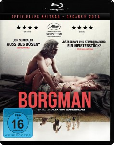 Borgman Blu-ray Review cover