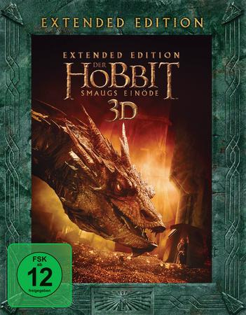 Der Hobbit Smaugs Einöde Extended Edition 3d Blu Ray Review
