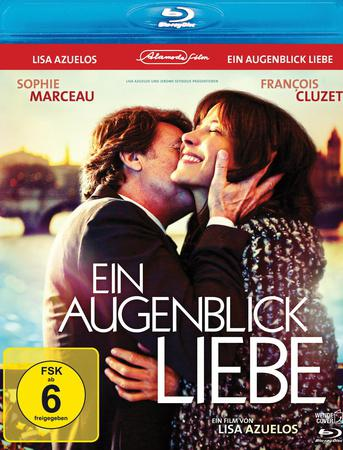 Ein Augenblick Liebe une rencontre Blu-ray Review Cover