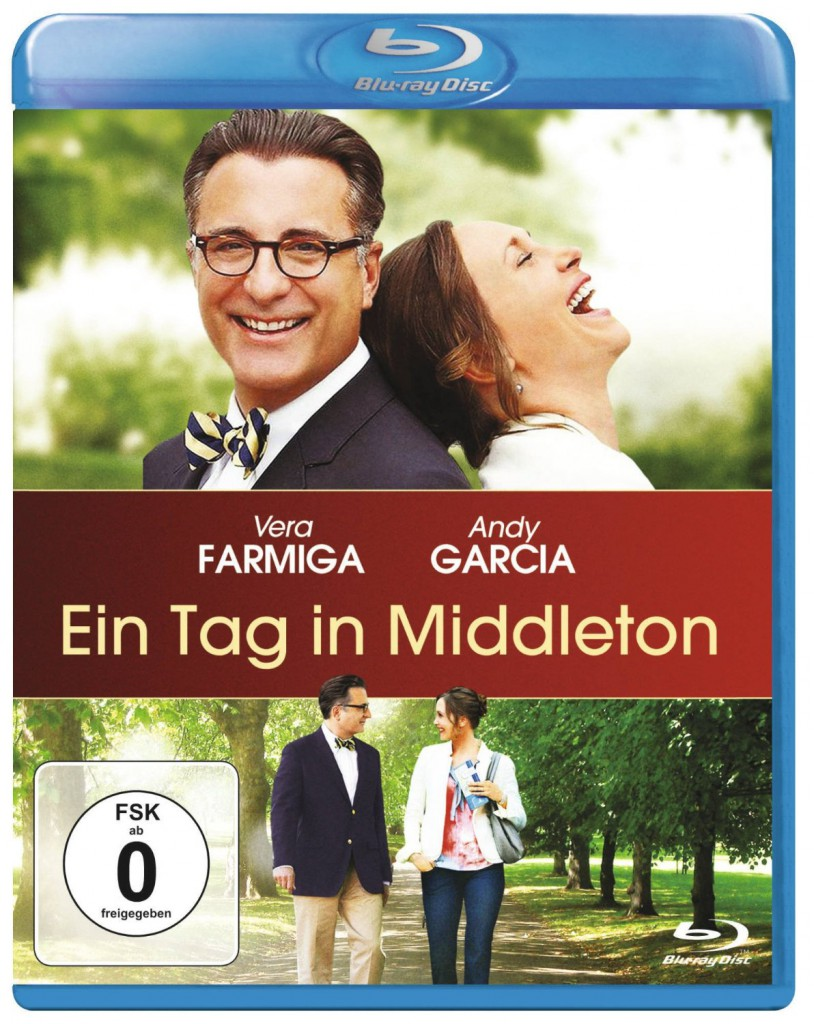 Ein Tag in Middleton Blu-ray Review Cover