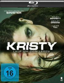 Kristy Lauf um dein Leben Blu-ray Review Cover