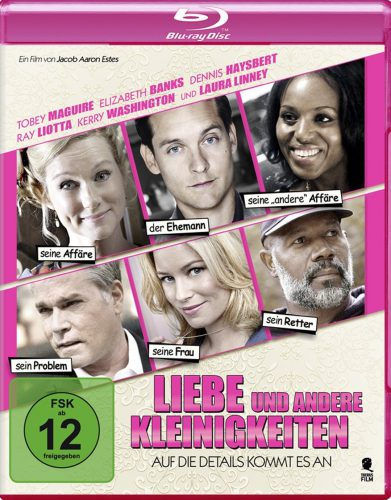 Liebe und andere Kleinigkeiten - auf die Details kommt es an Blu-ray Review Cover