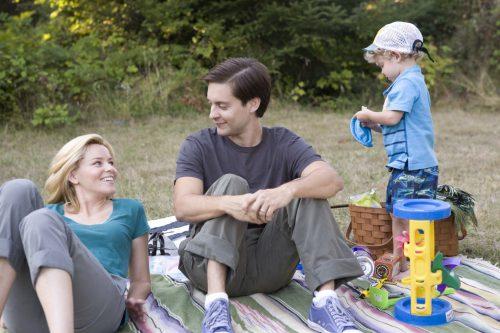Liebe und andere Kleinigkeiten - auf die Details kommt es an Blu-ray Review Szene 1