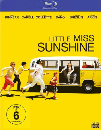 Little Miss Sunshine Blu-ray Review Cover