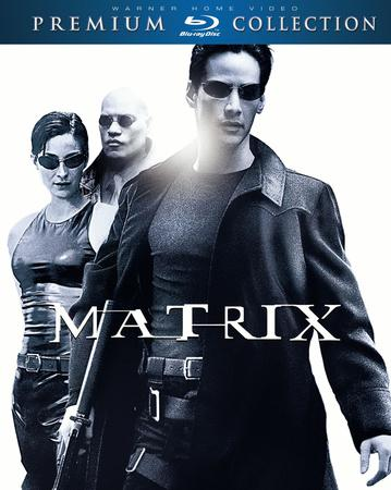 Matrix Premium Collection Blu-ray Review Cover