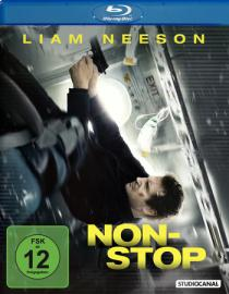 Non-Stop Blu-ray Review Cover