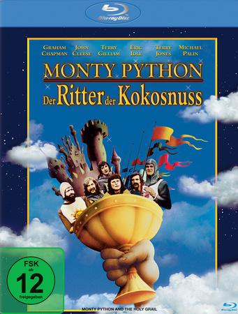 Ritter der Kokosnuss Blu-ray Review Cover