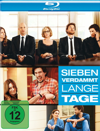 Sieben verdammt lange Tage Blu-ray Review Cover
