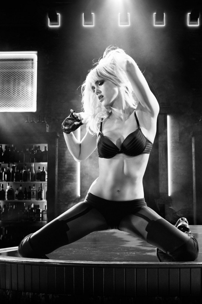 Sin City 2 A Dame to Kill for Blu-ray Szene 6