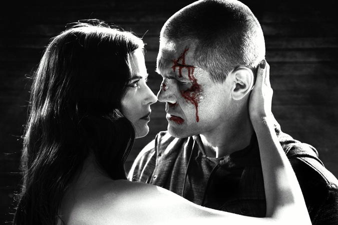 Sin City 2 A Dame to Kill for Blu-ray Szene 2