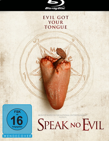Speak no Evil Blu-ray Review Cover