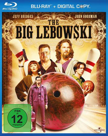 The Big Lebowski Blu-ray Review Cover