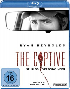 The Captive Spurlos Verschwunden Blu-ray Review Cover