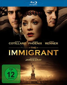The Immigrant Blu-ray Review Cover