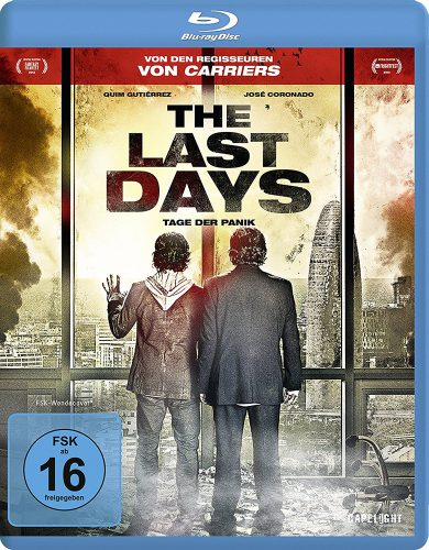The Last Days - Tage der Panik Blu-ray Review Cover