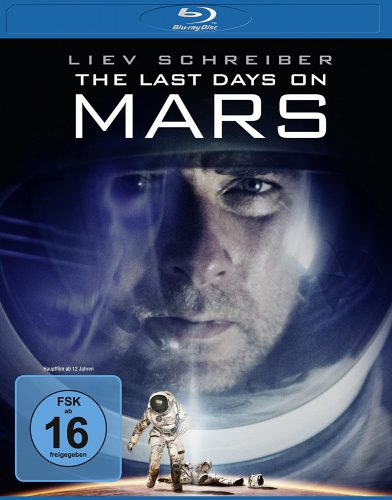 The Last Days on Mars Blu-ray Review Cover