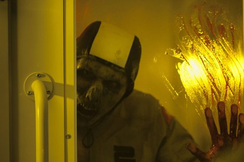 The Last Days on Mars Blu-ray Review Szene 2