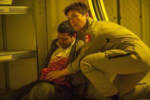 The Last Days on Mars Blu-ray Review Szene 3
