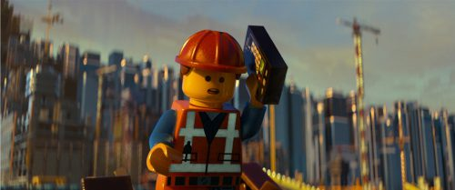 The Lego Movie Blu-ray Review Szene 1