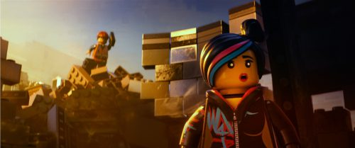 The Lego Movie Blu-ray Review Szene 2
