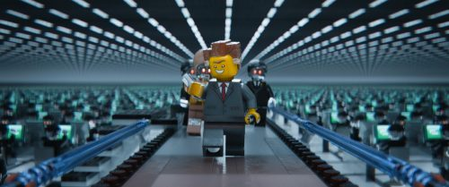 The Lego Movie Blu-ray Review Szene 3