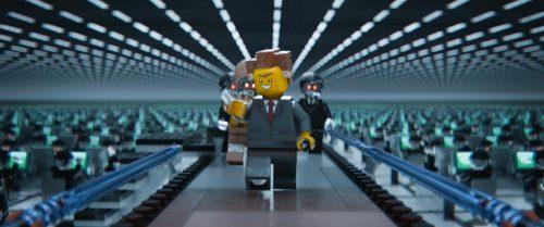 The Lego Movie Blu-ray Review Szene 3