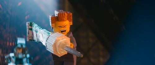 The Lego Movie Blu-ray Review Szene 4