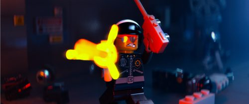 The Lego Movie Blu-ray Review Szene 6