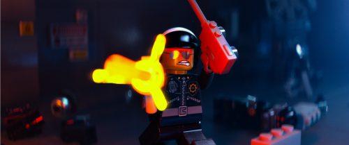 The Lego Movie Blu-ray Review Szene 6