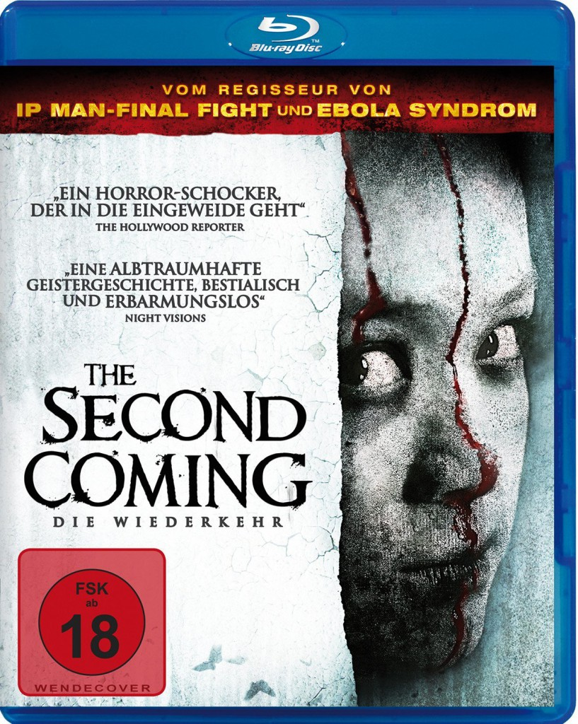 The Second Coming Die Wiederkehr Blu-ray Review Cover
