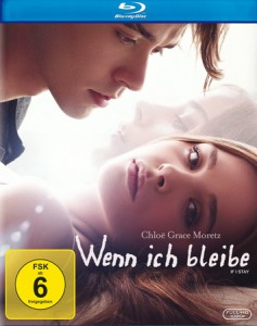 Wenn ich bleibe If I stay Blu-ray Review Cover