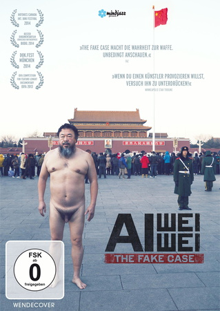Ai Weiwei Fake Case Blu-ray Review Cover