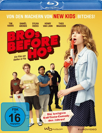 Bros Before Hos Blu-ray Review Cover