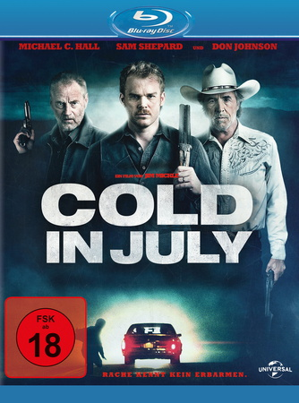 Cold in July Blu-ray Review Cover