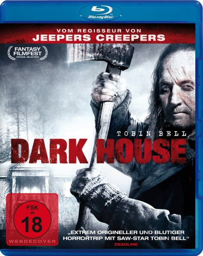 Dark House Blu-ray Review Cover