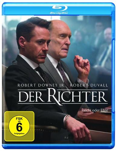 Der Richter Recht oder Ehre Blu-ray Review Cover