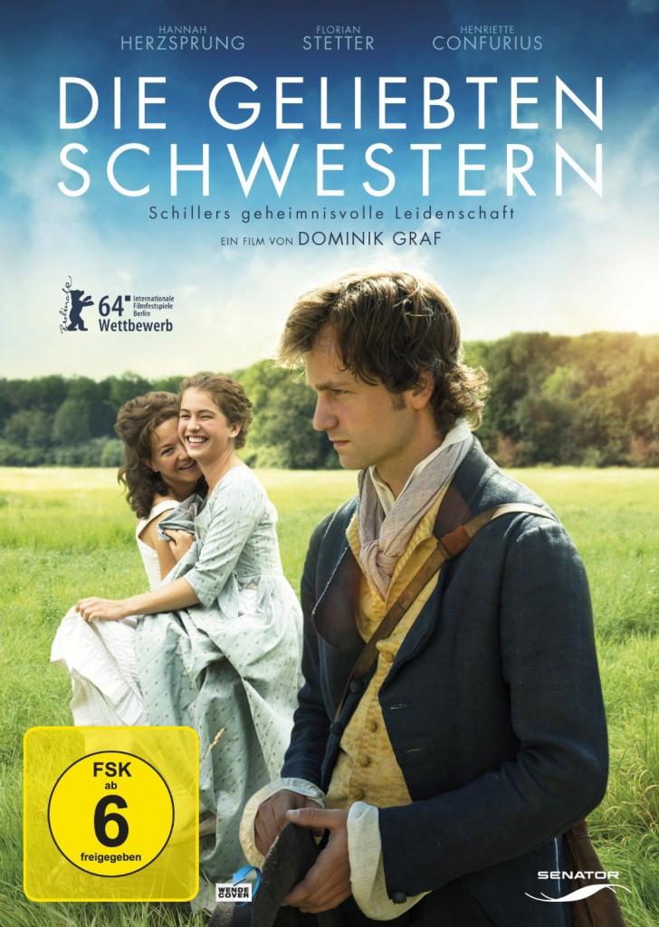 Die geliebten Schwestern DVD Review Cover