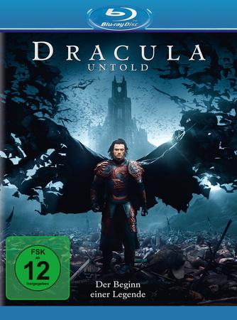 Dracula Untold Der Beginn einer Legende Blu-ray Review Cover