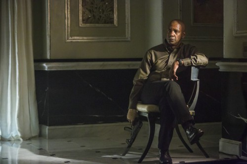 Equalizer Blu-ray Review Szene 1