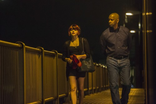 Equalizer Blu-ray Review Szene 3