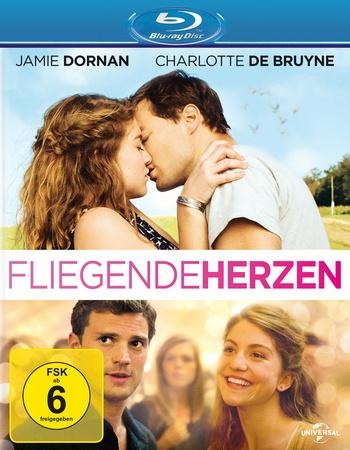 Fliegende Herzen Blu-ray Cover