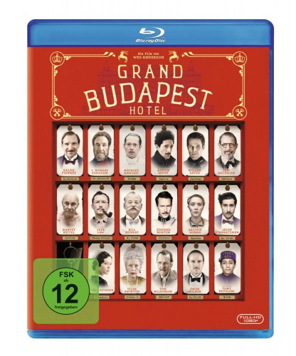 Grand Budapest Hotel Blu-ray Review Cover