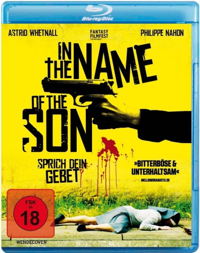 In the Name of the Son Sprich dein Gebet Blu-ray Review Cover