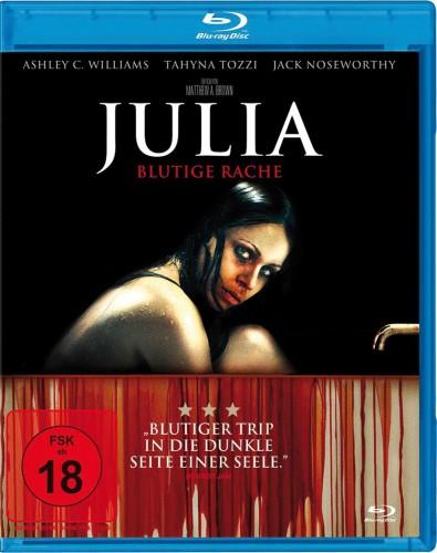 Julia - Blutige Rache Blu-ray Review Cover