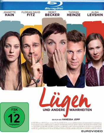 Lügen und andere Wahrheiten Blu-ray Review Cover