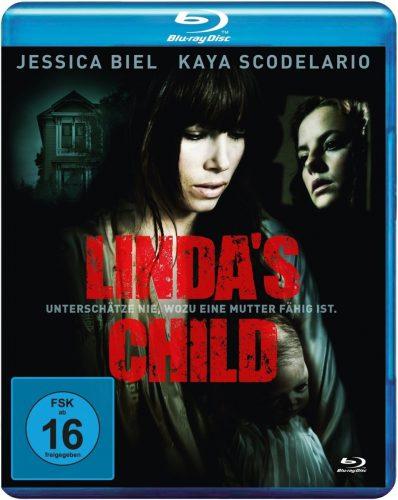 Lindas Child - Unterschätze nie, wozu eine Mutter fähig ist Blu-ray Review Cover