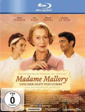 Madame Mallory und der Duft von Curry Blu-ray Review Cover