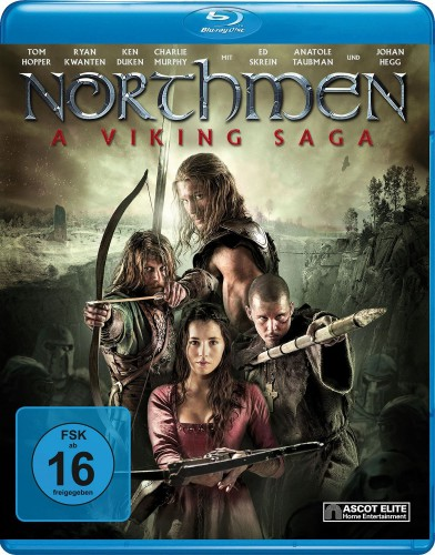 Northmen a viking saga Blu-ray Review Cover